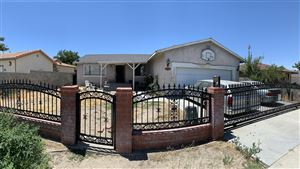 Photo of 37227 E 55th Street, Palmdale, CA 93552 (MLS # 19008073)