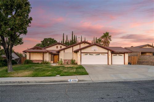 Photo of 42312 Encanto Way, Lancaster, CA 93536 (MLS # 20006122)