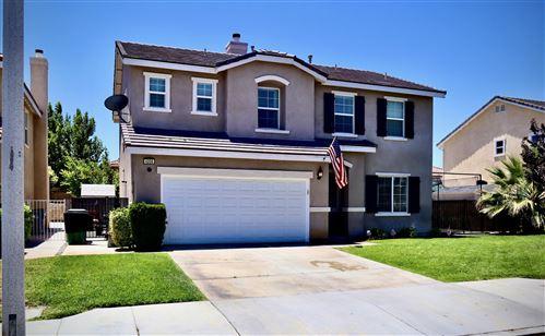Photo of 4206 Vahan Court, Lancaster, CA 93536 (MLS # 20005126)