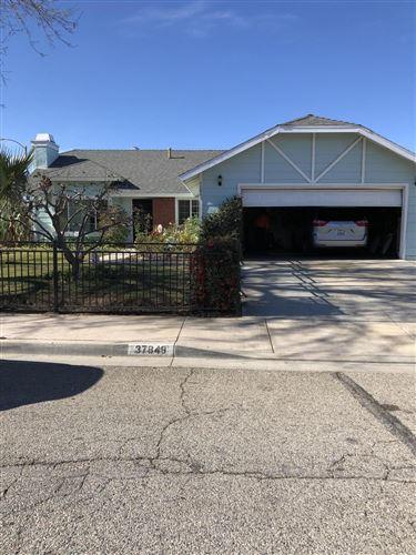 Photo of 37849 E 17th Street, Palmdale, CA 93550 (MLS # 21000158)