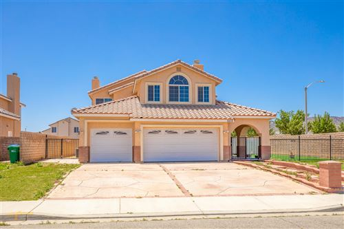 Photo of 5678 Lyric Avenue, Lancaster, CA 93536 (MLS # 20004163)