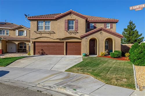 Photo of 43542 Hampton Street, Lancaster, CA 93536 (MLS # 20004180)