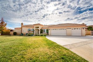Photo of 6310 Giovanni Way, Palmdale, CA 93551 (MLS # 19012198)