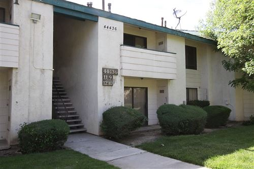 Photo of 44436 E 15th Street #Apt 9, Lancaster, CA 93535 (MLS # 20004212)