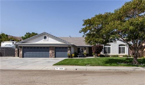 Photo of 41229 Clayton Court, Palmdale, CA 93551 (MLS # 20004225)
