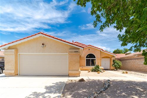 Photo of 44114 W 37th Street, Lancaster, CA 93536 (MLS # 20004243)