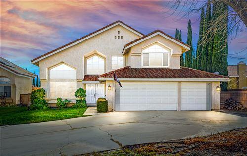 Photo of 3644 W Avenue J2, Lancaster, CA 93536 (MLS # 21000259)
