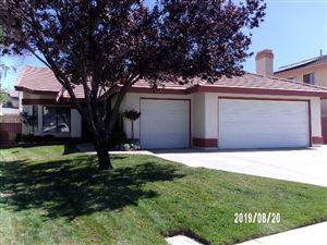 Photo of 3112 Pearlwood Drive, Lancaster, CA 93536 (MLS # 19009284)