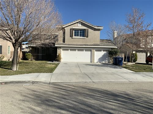 Photo of 44216 Honeybee Lane, Lancaster, CA 93536 (MLS # 20001284)