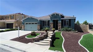 Photo of 40670 Oakbridge Way, Palmdale, CA 93551 (MLS # 19009310)