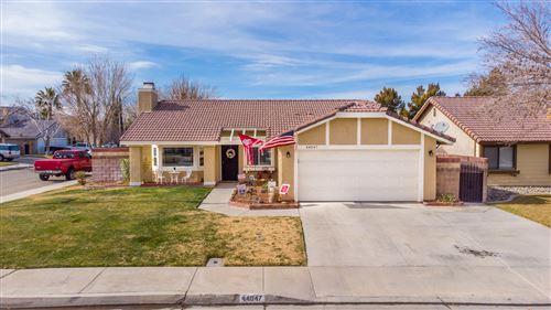 Photo of 44047 Shad Street, Lancaster, CA 93536 (MLS # 21000356)