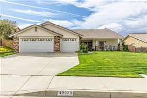 Photo of 42233 Grandeur Way, Lancaster, CA 93536 (MLS # 19010360)