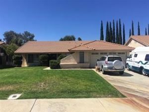 Photo of 4738 Paseo Hermoso, Palmdale, CA 93551 (MLS # 19010390)
