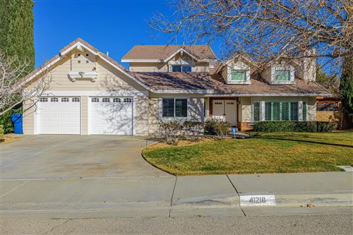 Photo of 41218 Elsdale Place, Palmdale, CA 93551 (MLS # 21001424)