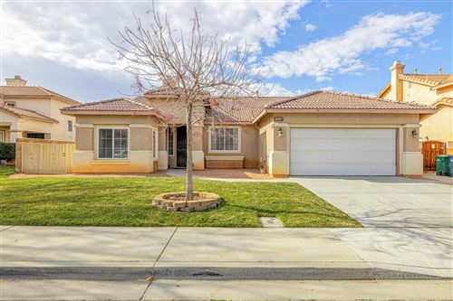 Photo of 42527 Coronet Court, Lancaster, CA 93536 (MLS # 21000489)