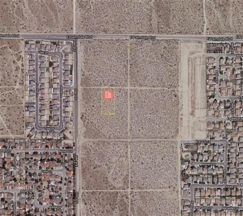 Photo of 56th East, S/O Palmdale Blvd, Palmdale, CA 93552 (MLS # 20002528)