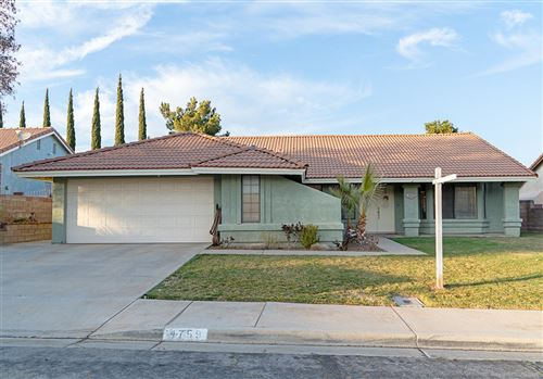 Photo of 4759 Paseo Fortuna, Palmdale, CA 93551 (MLS # 20001551)