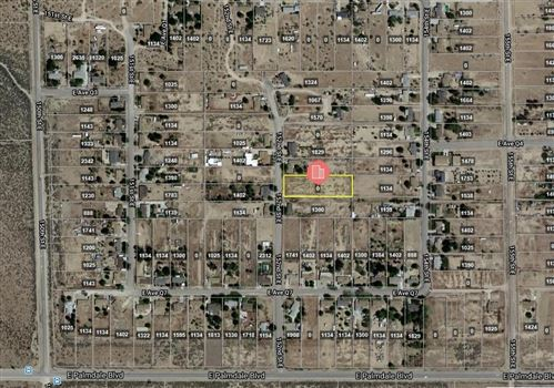 Photo of 152nd St E And Q6, Palmdale, CA 93591 (MLS # 21000551)