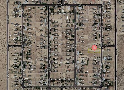 Photo of 164th St E And Starbury Ave., Palmdale, CA 93591 (MLS # 21000553)