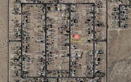 Photo of 163rd St E Near Starbury Ave., Palmdale, CA 93591 (MLS # 21000556)