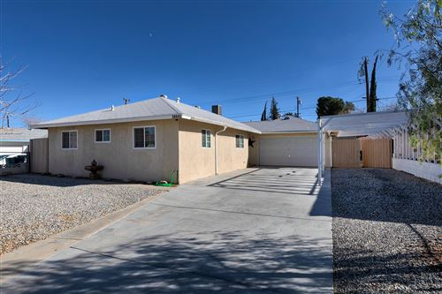 Photo of 38842 Deer Run Road, Palmdale, CA 93551 (MLS # 21000569)