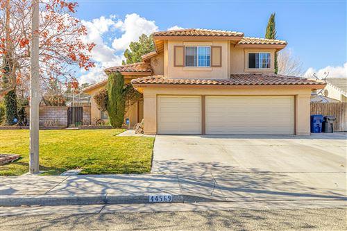 Photo of 44569 Stonebridge Lane, Lancaster, CA 93536 (MLS # 21000606)