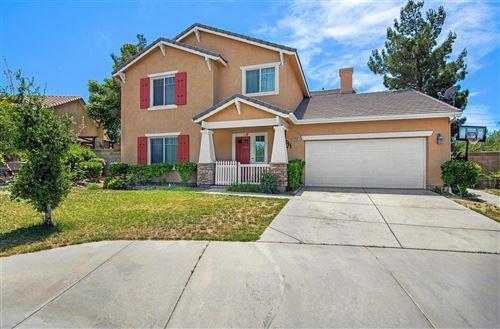 Photo of 3756 Pondera Street, Lancaster, CA 93536 (MLS # 20002649)