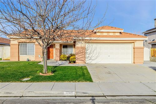 Photo of 44255 W 62nd Street, Lancaster, CA 93536 (MLS # 20002699)