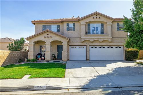 Photo of 3534 Springridge Way, Palmdale, CA 93551 (MLS # 20007699)