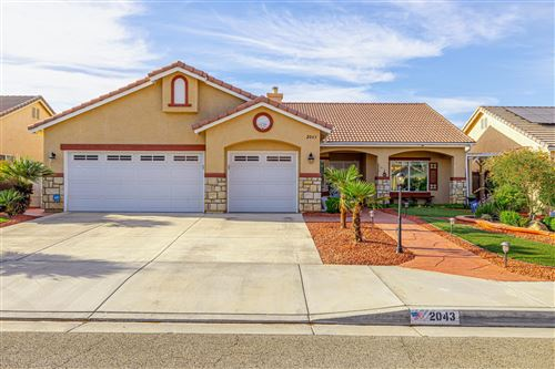 Photo of 2043 Balmont Street, Lancaster, CA 93536 (MLS # 20004908)