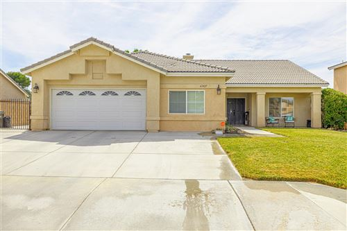 Photo of 43827 Generation Avenue, Lancaster, CA 93536 (MLS # 20004909)