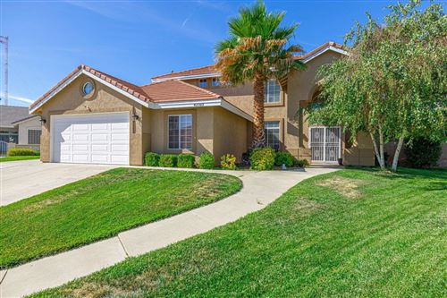 Photo of 42103 Desert Hill Drive, Lancaster, CA 93536 (MLS # 20004916)