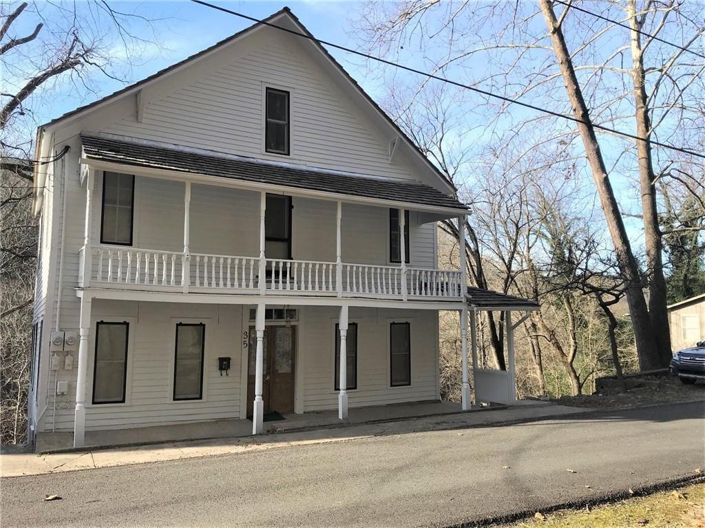 35 Steele Street, Eureka Springs, AR 72632 - #: 1170011