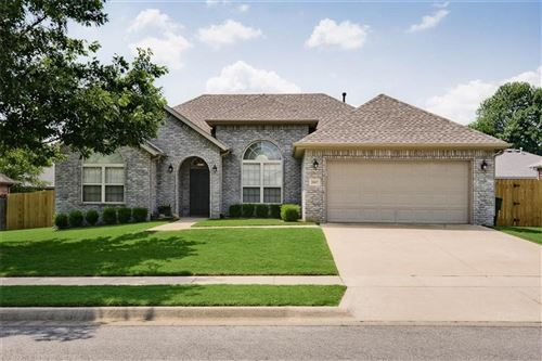 Photo of 2607 N Shadow Crest Drive, Fayetteville, AR 72704 (MLS # 1193026)