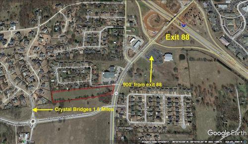 Photo of 2805  E Central  AVE, Bentonville, AR 72712 (MLS # 1095032)