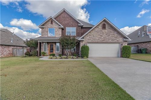 Photo of 4217 W Willowbend Drive, Rogers, AR 72758 (MLS # 1164036)