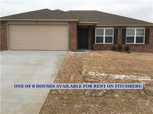 Photo of 506 Fitchberg, Siloam Springs, AR 72761 (MLS # 1134057)