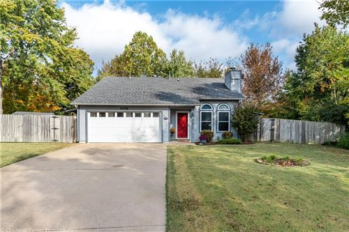 Photo of 4056 Eastborough  CT, Fayetteville, AR 72703 (MLS # 1137063)
