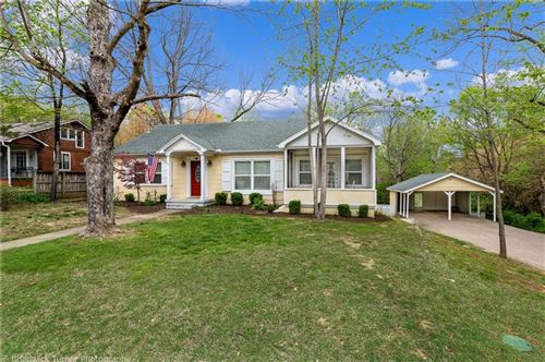 Photo of 971 Rush Drive, Fayetteville, AR 72701 (MLS # 1180116)