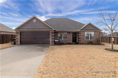 Photo of 5214  W Cross Creek  BLVD, Rogers, AR 72758 (MLS # 1136195)