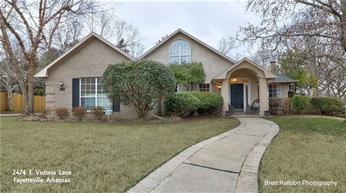 Photo of 2474  E Victoria  LN, Fayetteville, AR 72701 (MLS # 1140225)