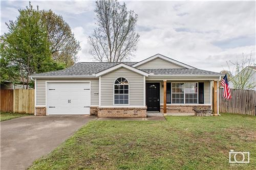 Photo of 3238 W Essex Drive, Fayetteville, AR 72704 (MLS # 1143258)