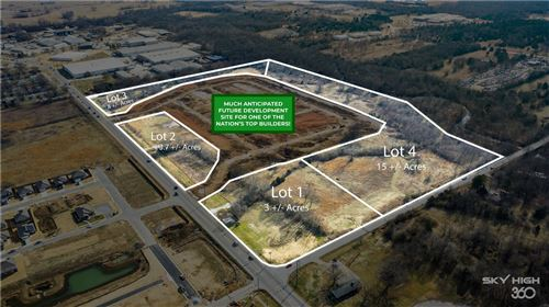 Photo of 1640 N Morningside Drive #Lot 3, Fayetteville, AR 72701 (MLS # 1171331)