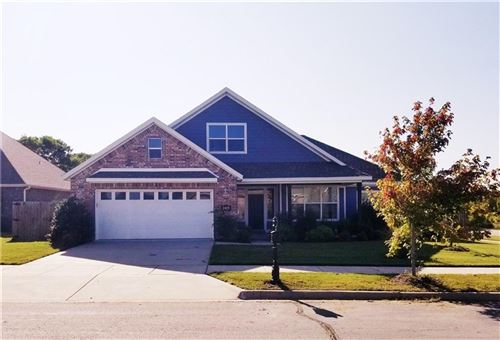 Photo of 2425 S Cobalt Avenue, Fayetteville, AR 72701 (MLS # 1161384)