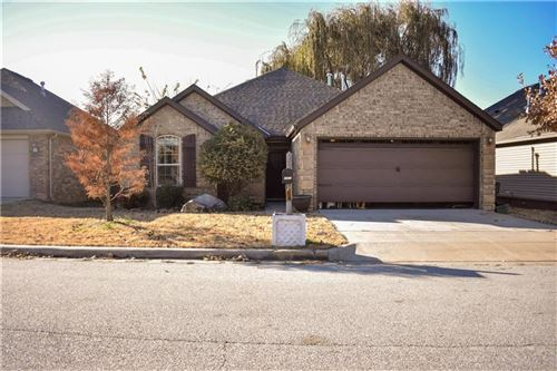 Photo of 2657 Barcelona  AVE, Fayetteville, AR 72703 (MLS # 1133386)