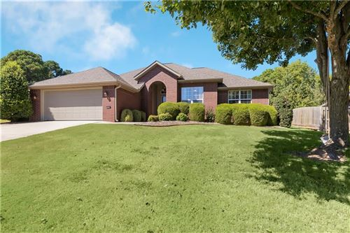 Photo of 2770 N Ashbrook Drive, Fayetteville, AR 72703 (MLS # 1198448)