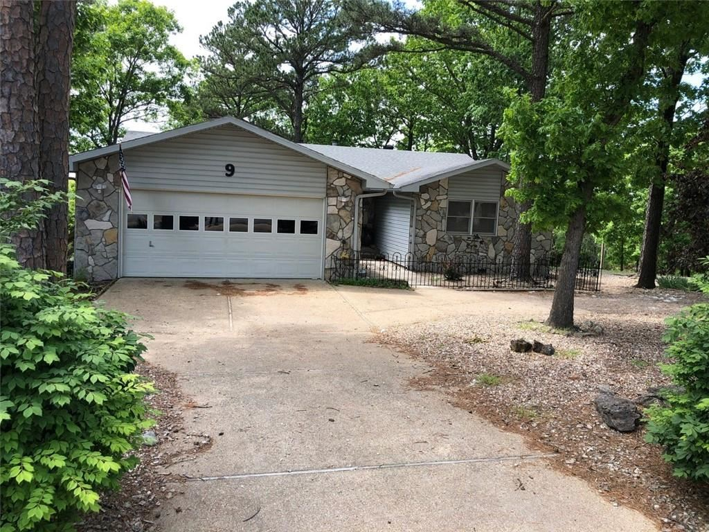 9 Rancho Vista Lane, Holiday Island, AR 72631 - #: 1184502