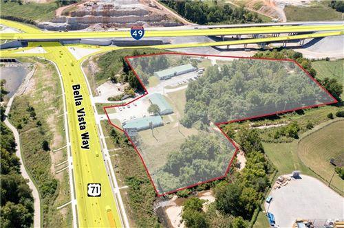 Photo of 4 Mckissic Creek Road, Bentonville, AR 72712 (MLS # 1198553)