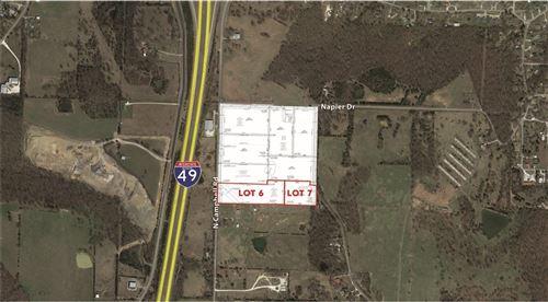 Photo of 965 Napier Drive #Lot 6, Fayetteville, AR 72701 (MLS # 1198561)