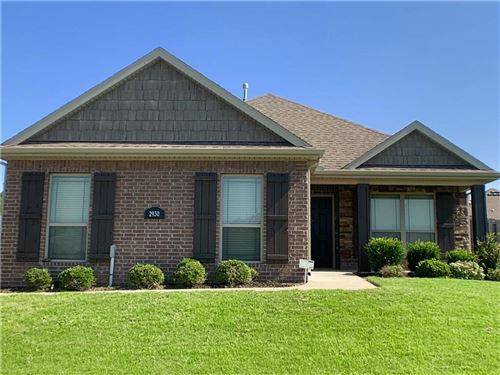 Photo of 2930 W Marble Drive, Fayetteville, AR 72704 (MLS # 1151568)